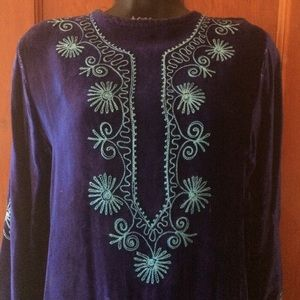 👗2 for $95👗Vintage Evening Dress (Made in India)
